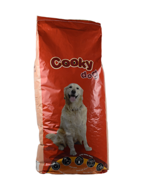 ΣΚΥΛΟΤΡΟΦΗ LAKY COOKY DOG ADULT 20kg