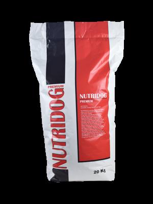 ΣΚΥΛΟΤΡΟΦΗ VIOZOIS NUTRIDOG ENERGY 20kg