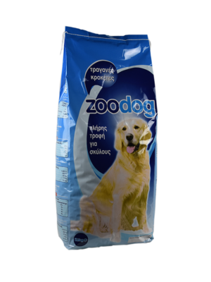 ΣΚΥΛΟΤΡΟΦΗ LAKY ZOO DOG ADULT 20kg