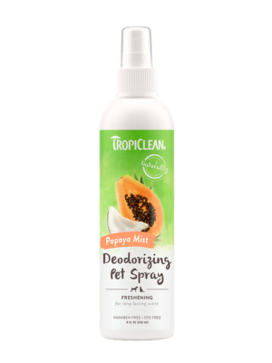 ΑΡΩΜΑ ΣΚΥΛΟΥ TROPICLEAN PAPAYA MIST 236ML