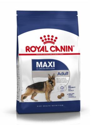 ΣΚΥΛΟΤΡΟΦΗ ROYAL CANIN MAXI ADULT 15kg