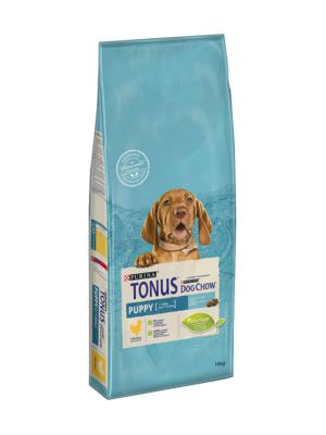 ΣΚΥΛΟΤΡΟΦΗ PURINA TONUS CHICKEN PUPPY 14kg