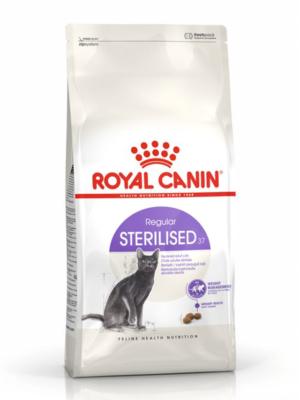 ΓΑΤΟΤΡΟΦΗ ROYAL CANIN STERILISED 37 4kg