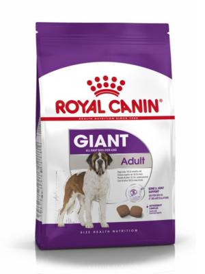 ΣΚΥΛΟΤΡΟΦΗ ROYAL CANIN GIANT ADULT 15kg