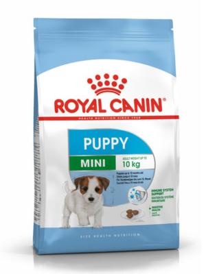 ΣΚΥΛΟΤΡΟΦΗ ROYAL CANIN MINI PUPPY 2kg