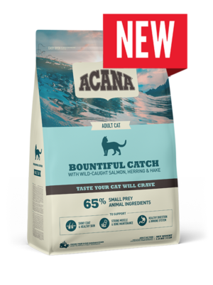 ΓΑΤΟΤΡΟΦΗ ACANA BOUNTIFUL CATCH CAT 1,80kg