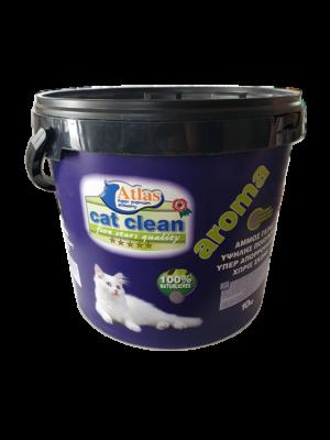 ΑΜΜΟΣ ΓΑΤΑΣ JPT AGRI ATLAS CAT CLEAN AROMA 10kg