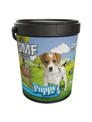 ΣΚΥΛΟΤΡΟΦΗ DMF PUPPY 5kg BUCKET