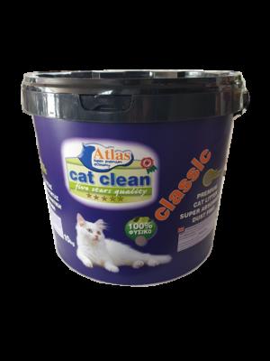 ΑΜΜΟΣ ΓΑΤΑΣ JPT AGRI ATLAS CAT CLEAN CLASSIC 10kg