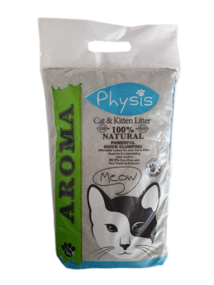 ΑΜΜΟΣ ΓΑΤΑΣ JPT AGRI PHYSIS CAT LITTER AROMA 5kg