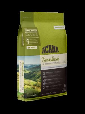 ΣΚΥΛΟΤΡΟΦΗ ACANA GRASSLANDS DOG 11.40kg