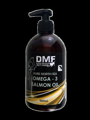 ΛΑΔΙ ΣΟΛΩΜΟΥ DMF SALMON OIL Ω3 500ml